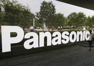 Panasonic збільшив прибуток більше ніж у 8 разів