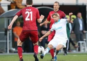Тимощук: Зеніт повинен спокійно обігравати такі команди, як Нордшелланд