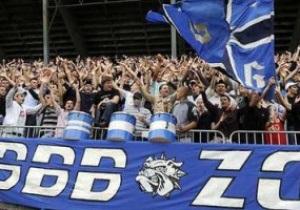 UEFA наказал загребское Динамо за расизм
