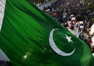 Пакистан - вибори президента