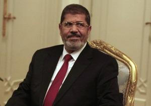 Ештон - Мурсі - Єгипет