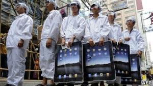 Apple звинувачують у порушенні прав робітників у Китаї