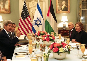 У Вашингтоні поновилися ізраїльсько-палестинські переговори
