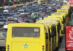 Новини Києва - маршрутки - До осені в Києві зникнуть 24 рейси маршруток