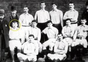 Через 125 років встановили автора першого гола чемпіонату Англії