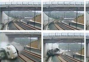 Залізнична катастрофа в Іспанії: сім ям загиблих виплатять по 60 тисяч євро