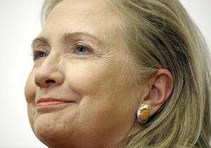 США - серіал - Хілларі Клінтон