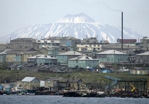 Росія - Японія - Курильські острови