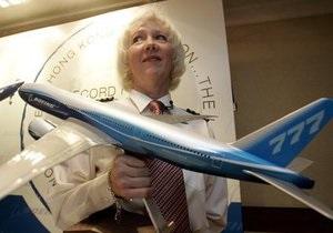Самолеты Boeing ждет глобальная проверка после пожара