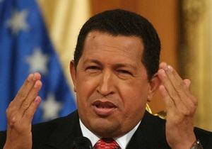 Уго Чавес - Венесуела відзначає день народження Уго Чавеса