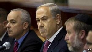 Ізраїльський уряд підтримав законопроект про референдум
