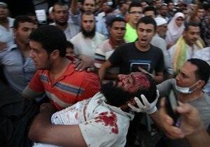Уряд Єгипту хоче заборонити акції протесту прихильників Мурсі