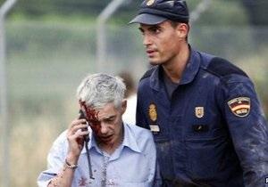 Аварія в Іспанії: машиністу висунули звинувачення