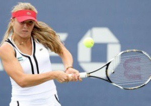 Украинка Свитолина впервые в карьере вышла в финал турнира WTA