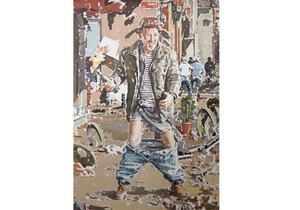 УП: Картину ще одного художника зняли з виставки в Мистецькому Арсеналі