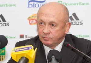 Тренер Ильичевца поздравил Металлист с победой над своей командой