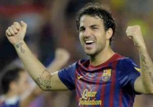 Фабрегас хочет покинуть Барселону ради Манчестер Юнайтед