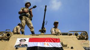 Армія Єгипту застосує силу у разі насильства на протестах