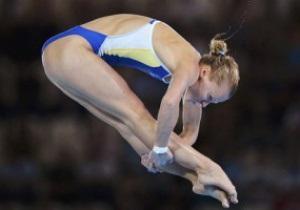 Украинка Прокопчук берет бронзу ЧМ в прыжках в воду с вышки