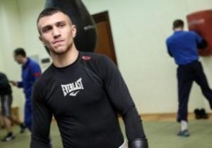 Стало известно имя первого соперника Василия Ломаченко на профессиональном ринге
