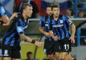 Черноморец терпит поражение и выходит в следующий раунд Лиги Европы