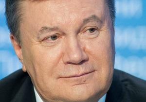 На тлі стрімкого зростання кількості нових ЗМІ Янукович зобов язав їх назвати своїх власників