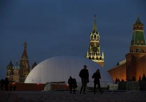 Сьогодні доступ відвідувачів в Мавзолей Леніна буде закритий