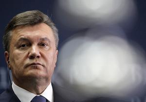 Янукович схвалив ратифікацію  офшорної  угоди з Кіпром