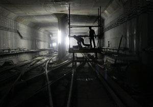 Київ - метро - Обіцяного два роки чекають. Станцію Теремки не встигають здати до Дня Незалежності