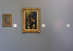 Пограбування музею в Роттердамі - картини