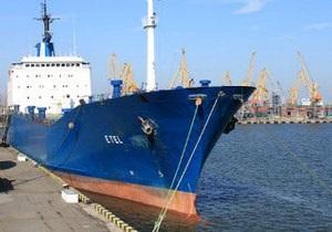 Лівія - захоплено українське судно Etel