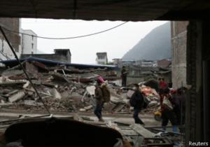 У результаті двох землетрусів у Китаї загинули понад 50 осіб