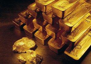 Потьмянілий блиск. Інвестори активно розпродують золото - Ъ