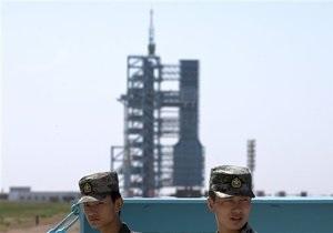 Новини Китаю - супутник - Китай запустив відразу три супутники