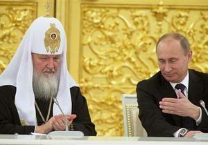 РПЦ схвалила діяльність Навального