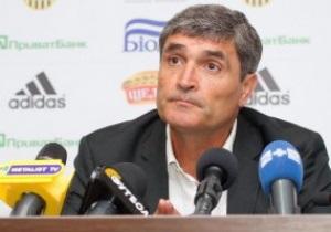 Тренер Днепра рассказал про победу, Олейника и задачу на сезон