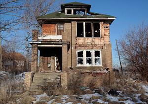 Влада США б ється з безпрецедентними проблемами Детройта - Детройт - банкрутство Детройта