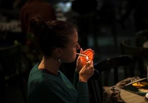 Куріння - алкоголь