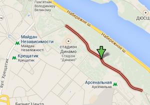 Київ - транспорт - дороги - Задля розширення Паркової дороги в Києві вирубають понад 200 дерев