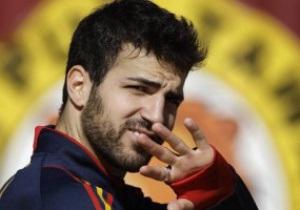 Барселона відмовилася відпускати Фабрегаса у Манчестер Юнайтед