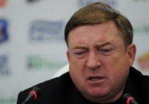 Тренер Говерлы: Динамо демонстрирует очень хороший уровень игры