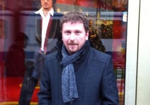 Заарештованого в Амстердамі українського журналіста відпустили