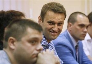 Потік новин про Навального змусив ЖЖ перервати роботу
