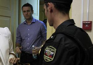 Навальний - вирок Навальному - Точка зору: Вирок Навальному показав, що Росія небезпечна для бізнесу