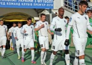 КДК ФФУ лишил Таврию трех очков