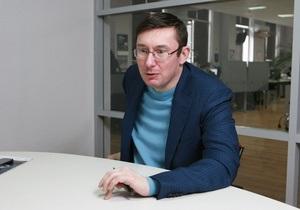 Луценко назвав вирок Навальному «однією з найгрубіших помилок Путіна»