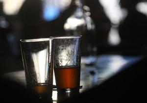 Заинтересовавшись напитками собственного производства, власти решили проверить украинские рестораны