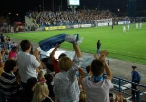 Севастополь вибачився за поведінку своїх фанатів під час матчу з Чорноморцем