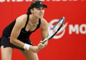 Экс-первая ракетка мира Мартина Хингис возвращается в теннис