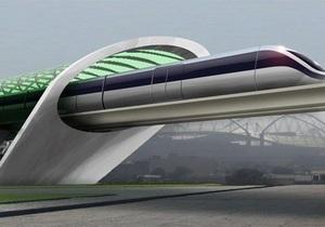 Hyperloop - транспорт майбутнього - Удвічі швидше від літака.  Залізна людина  Елон Маск створює транспорт майбутнього